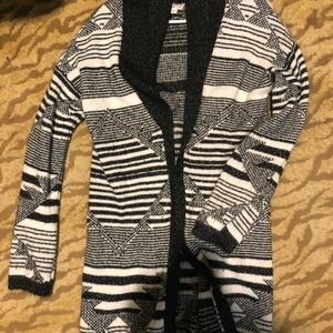 Merona size small long sweater